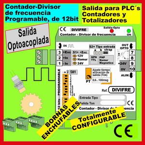 07c1- Contador Divisor de Frecuencia Programable