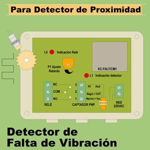 07f- Detector de Falta de vibración para detector de proximidad