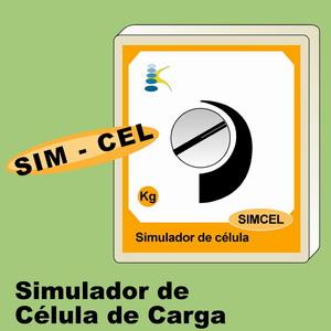 13b- SIM-CEL. Simulador de Célula de carga con potenciómetro