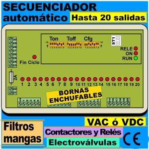 09g- Secuenciador 8-17 salidas