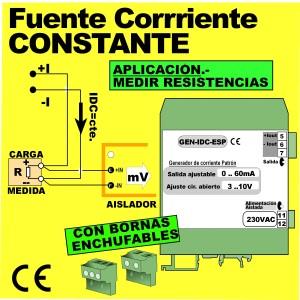 11b2- GEN-IDC Fuente de corriente constante